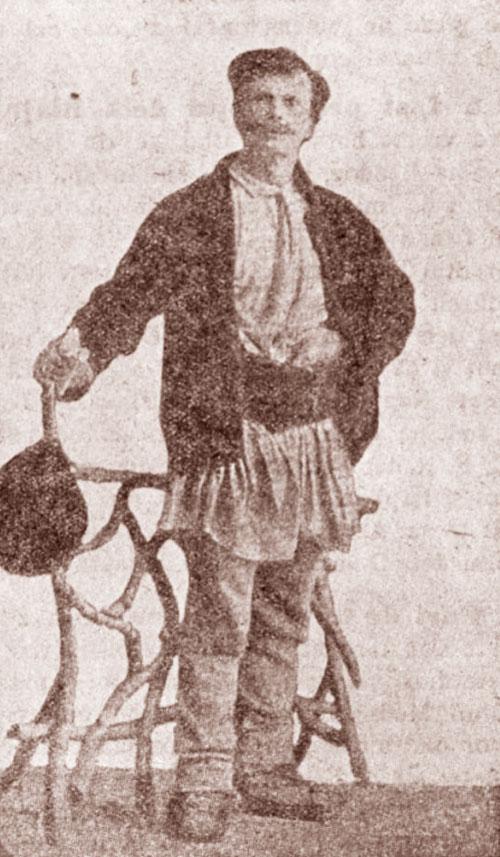Badea Cârțan UNIREA POPORULUI 25 dec 1927