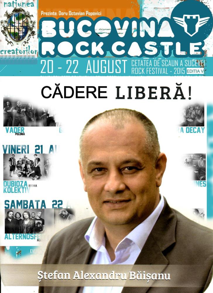 Festivalul Internaţional BĂIŞANU Rock Castle