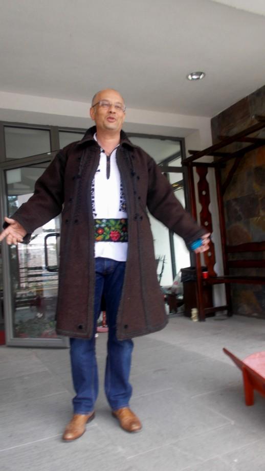 Copilărosul Sandu Băişanu