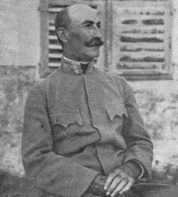 Legendarul ofiţer austriac Victor Rusu