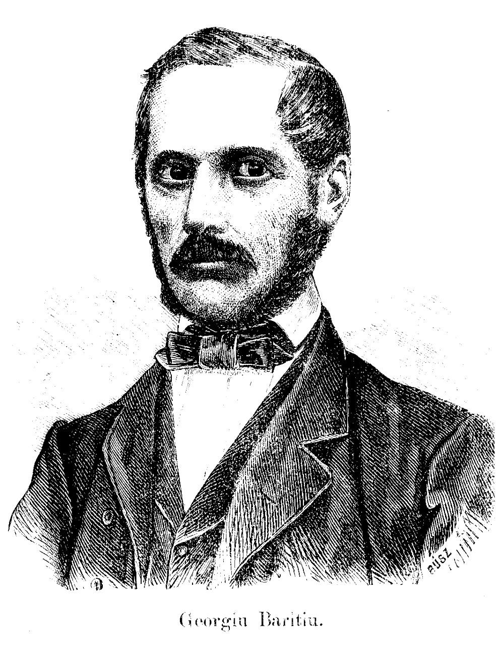 Barit George Familia 8 din 1865
