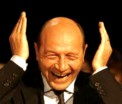 Basescu razand