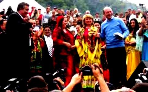 Basescu rrome