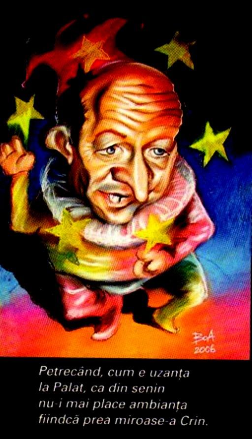 Basescu vazut de BOA