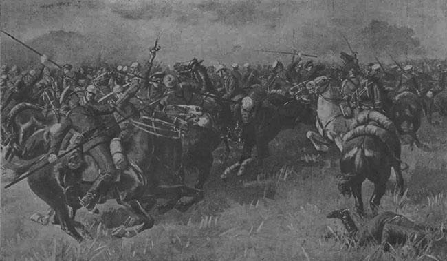 Și aici au murit români bucovineni: Lodz - Gazeta Ilustrată din 6 dec. 1914