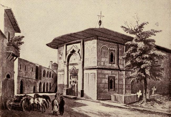 Biserica Grecii sau Ghiormei