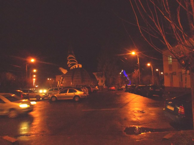 """Biserica """"Naşterea Maicii Domnului"""" din Suceava"""