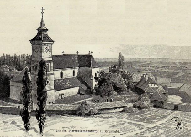Biserică din Braşov