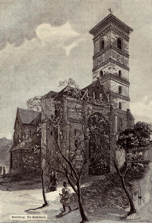 Catedrala din Alba Iulia