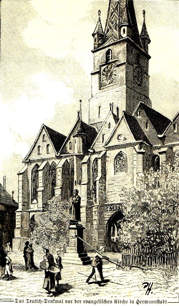 Biserică din Sibiu