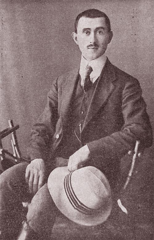 Aurel Vlaicu, la Blaj