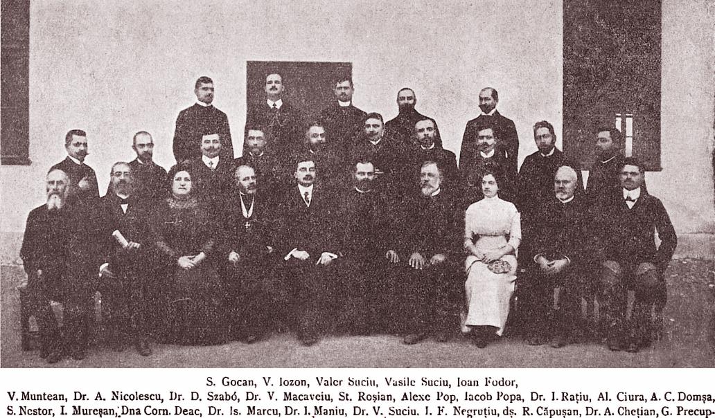 Biroul central al serbărilor de la Blaj, din 28-30 august 1911
