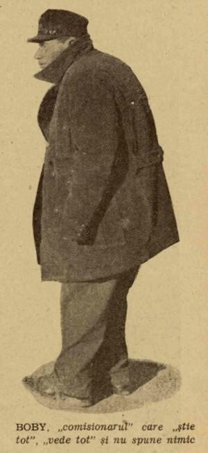Boby comisionarul