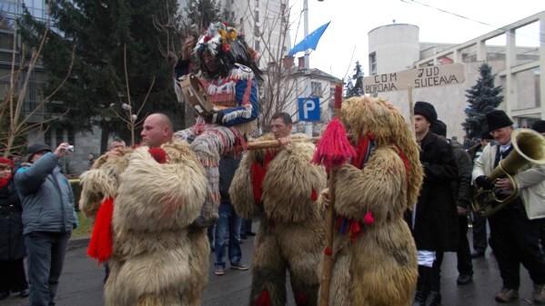 """""""Urşii"""" din Boroaia"""