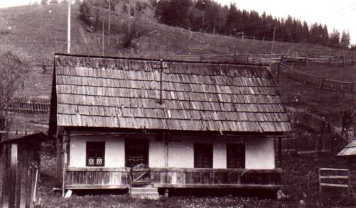 Breaza casa veche