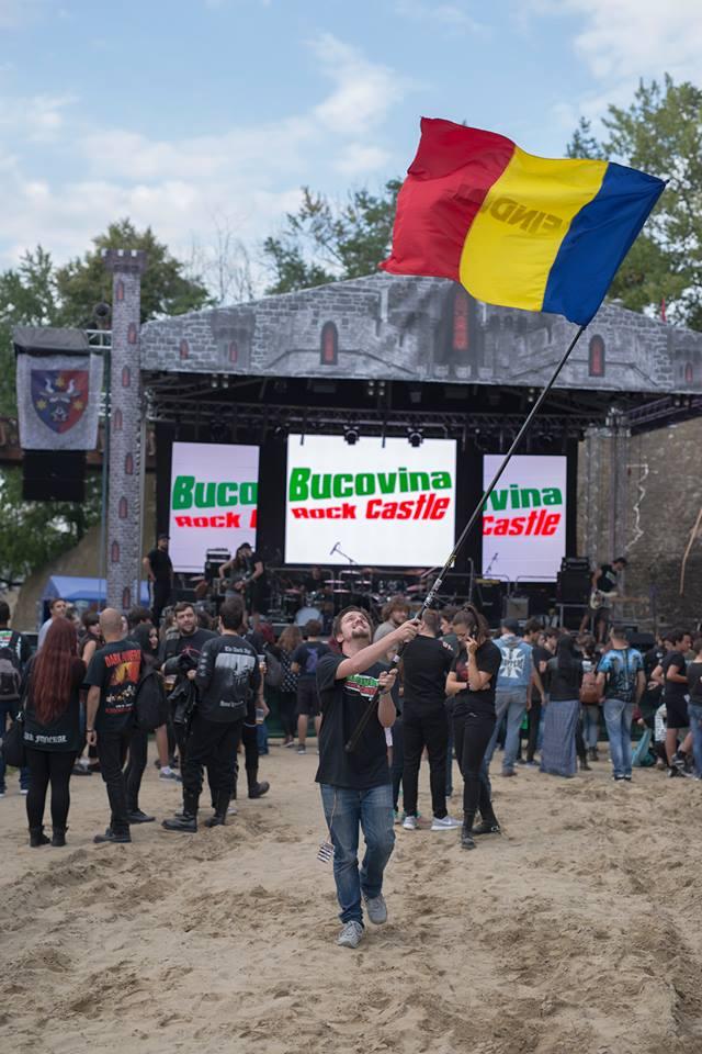 Bucovina Rock Castle aparţine tinerilor