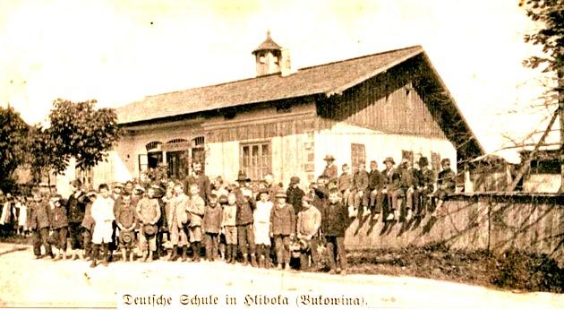 Bucovineni Hliboca