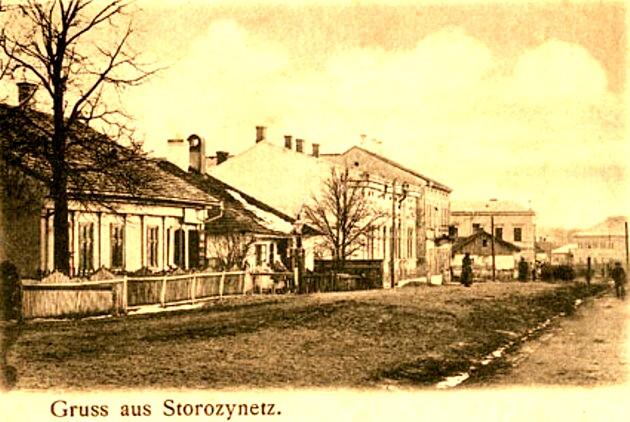 Bucovineni Storojinet 6