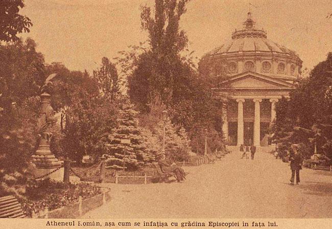 București Ateneul Român