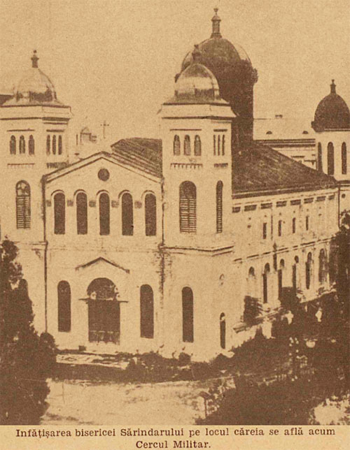 București Biserica Sărindar