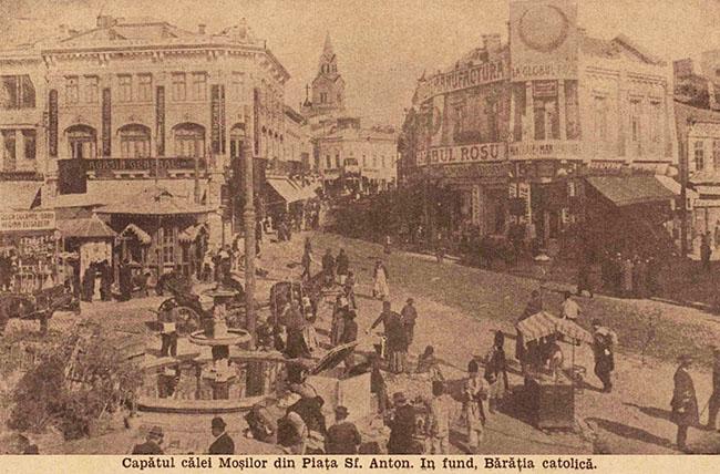 București Calea Moșilor
