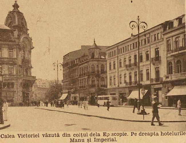 București Calea Victoriei