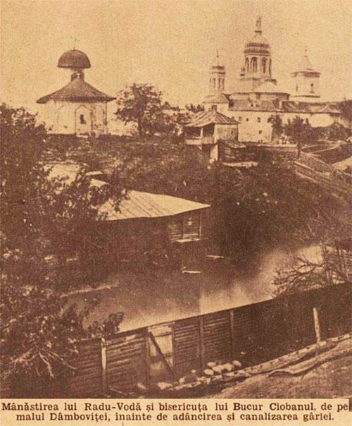 București Mănăstirea Radu Vodă