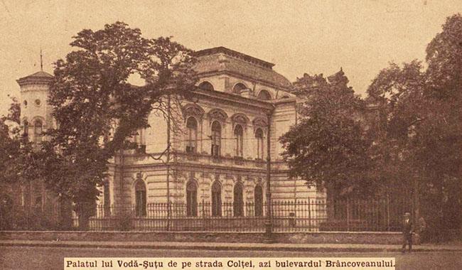 București Palatul Șuțu