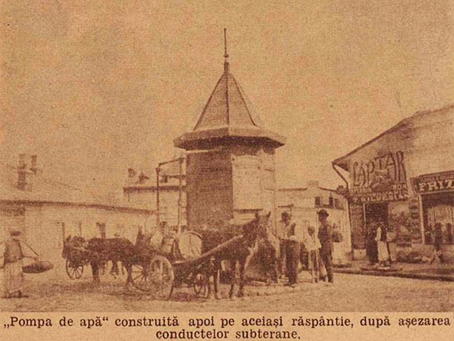 București Pompa de apă