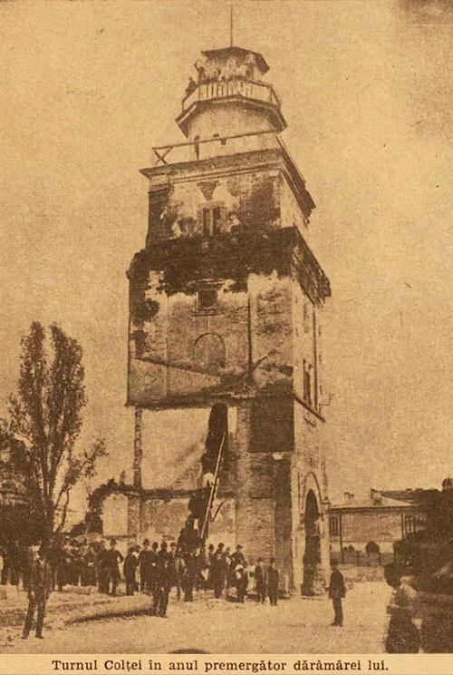 București Turnul Colței