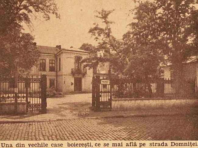 București strada Domniței
