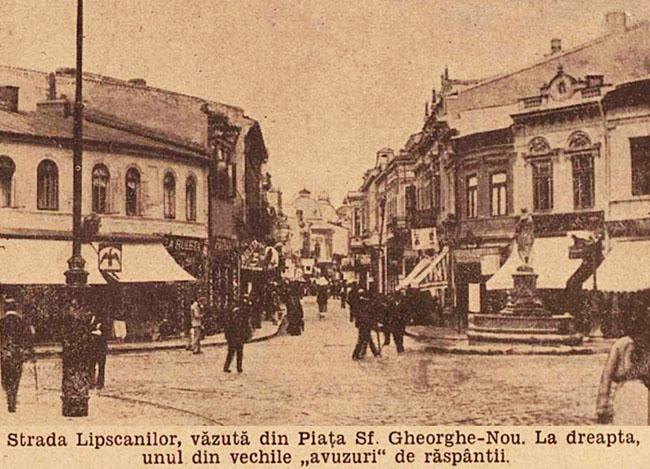 București strada Lipscanilor