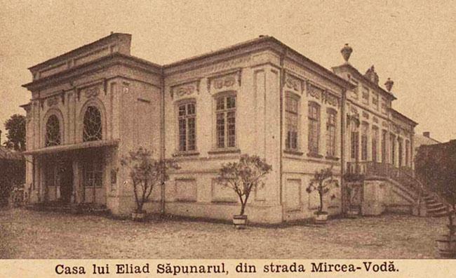 București strada Mircea Vodă