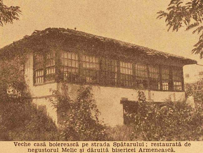 București strada Spătarului