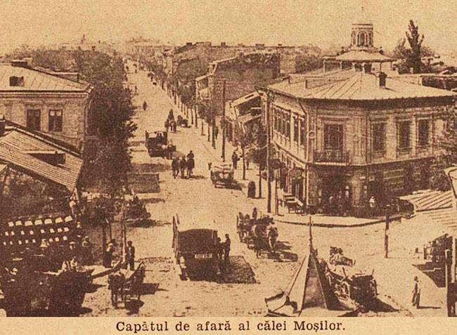 București Calea Moșilor 2