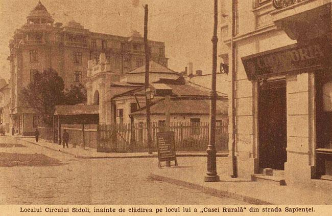 București Circul Sidoli