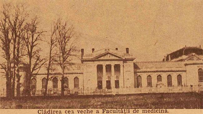 București Facultatea de medicină