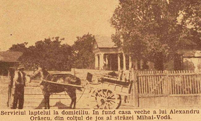 București Lăptarul