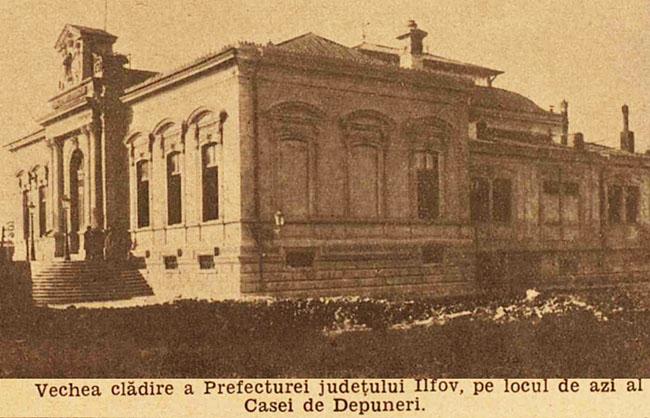 București Prefectura Ilfov