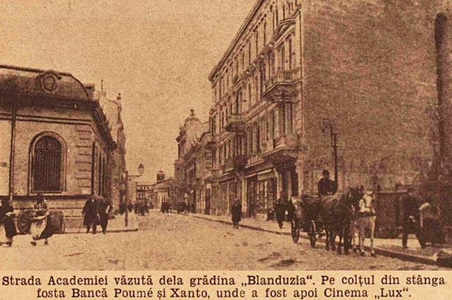 București Strada Academiei