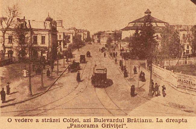 București strada Colței
