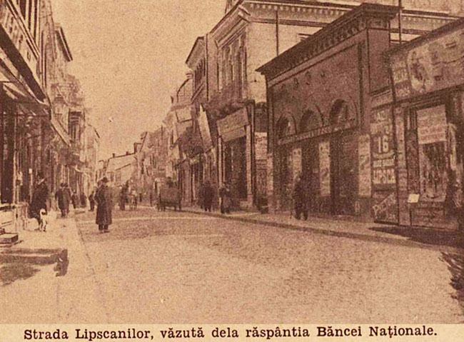 București strada Lipscanilor 2