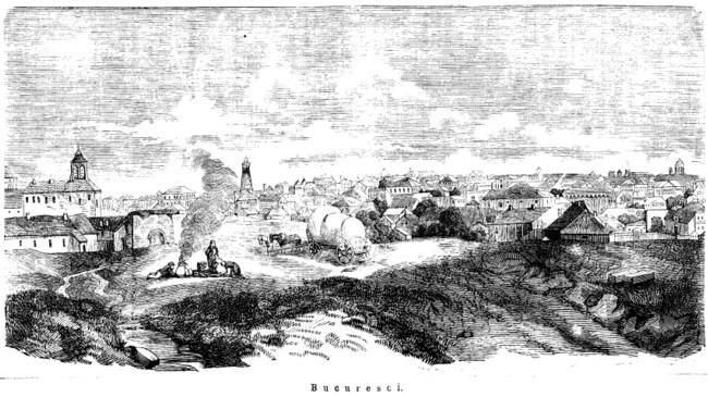 Bucuresti FAMILIA 13 nov 1866