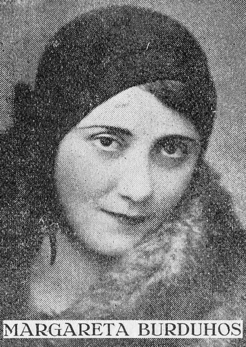 Burduhos Margareta