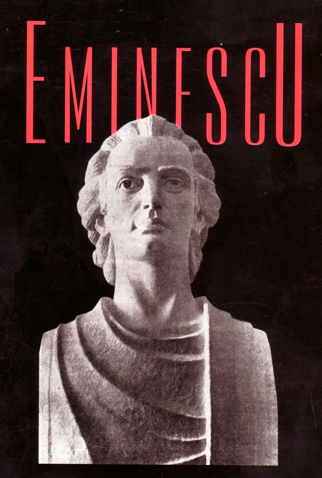 Bustul lui Mihai Eminescu, expus de regretatul Dimitrie Loghin, în 1933, la Cernăuţi, cu ocazia concursului pentru realizarea unui bust al Poetului, destinat Cernăzţilor