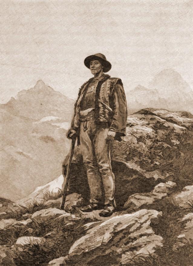 Ciobanul din Carpaţi