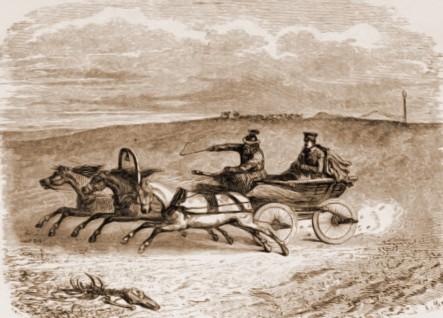 Poşta Rusă, prin Moldova – Anatole de Demidoff (1813-1870)