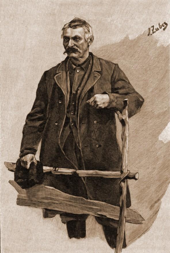 German din Iţcani – de Julius Zuber