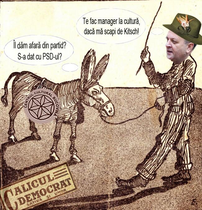 CALICUL DEMOCRAT 1910