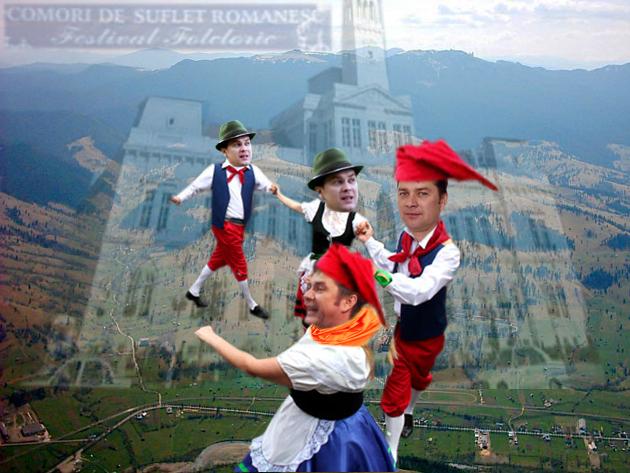 Călin Brăteanu: Sântilienii moştenesc folclorul italian din batrâni, care au votat cu candidatul comunităţii italiene, ca să-i facă în ciudă lui Flutur!